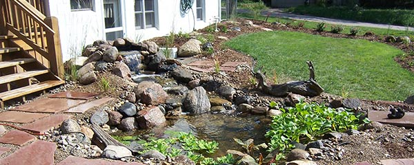 Heartland Gardens of Omaha Green Landscaping